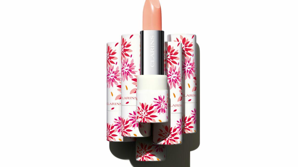 Maquillage: les nouveautés lèvres Clarins printemps 2016