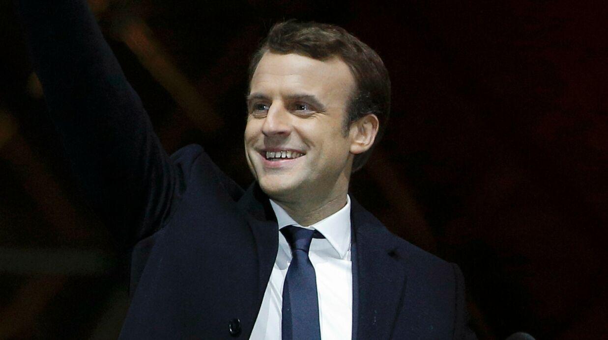 Emmanuel Macron: ses parents divorcés réunis le soir de la victoire