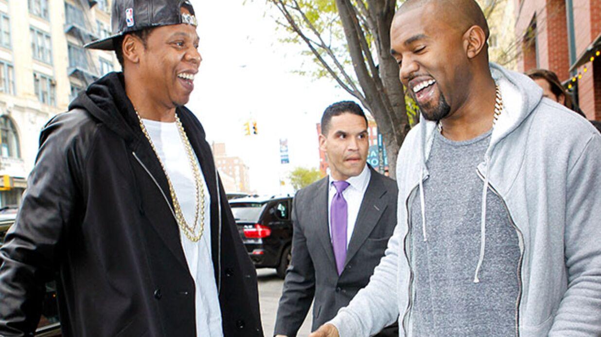 Jay-Z refuse de passer à la télé pour le mariage de Kanye West