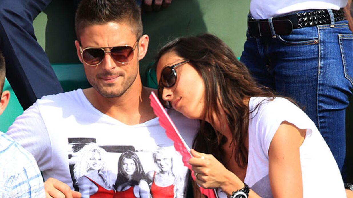 Accusé d'adultère, Olivier Giroud souhaite passer à autre chose
