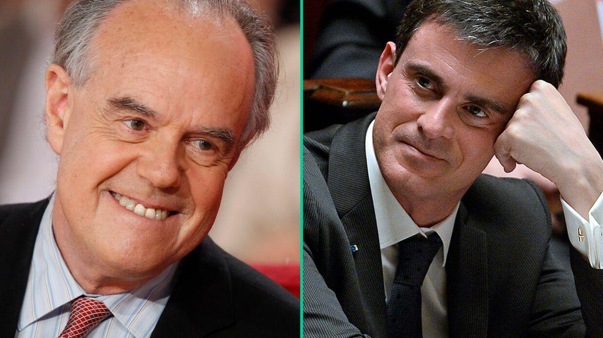 Frédéric Mitterrand avoue faire des rêves érotiques avec Manuel Valls