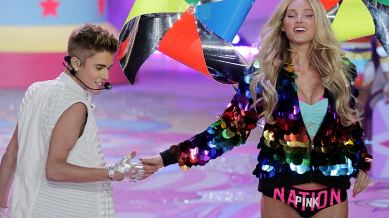 Justin Bieber a-t-il dragué les mannequins de Victoria's Secret?