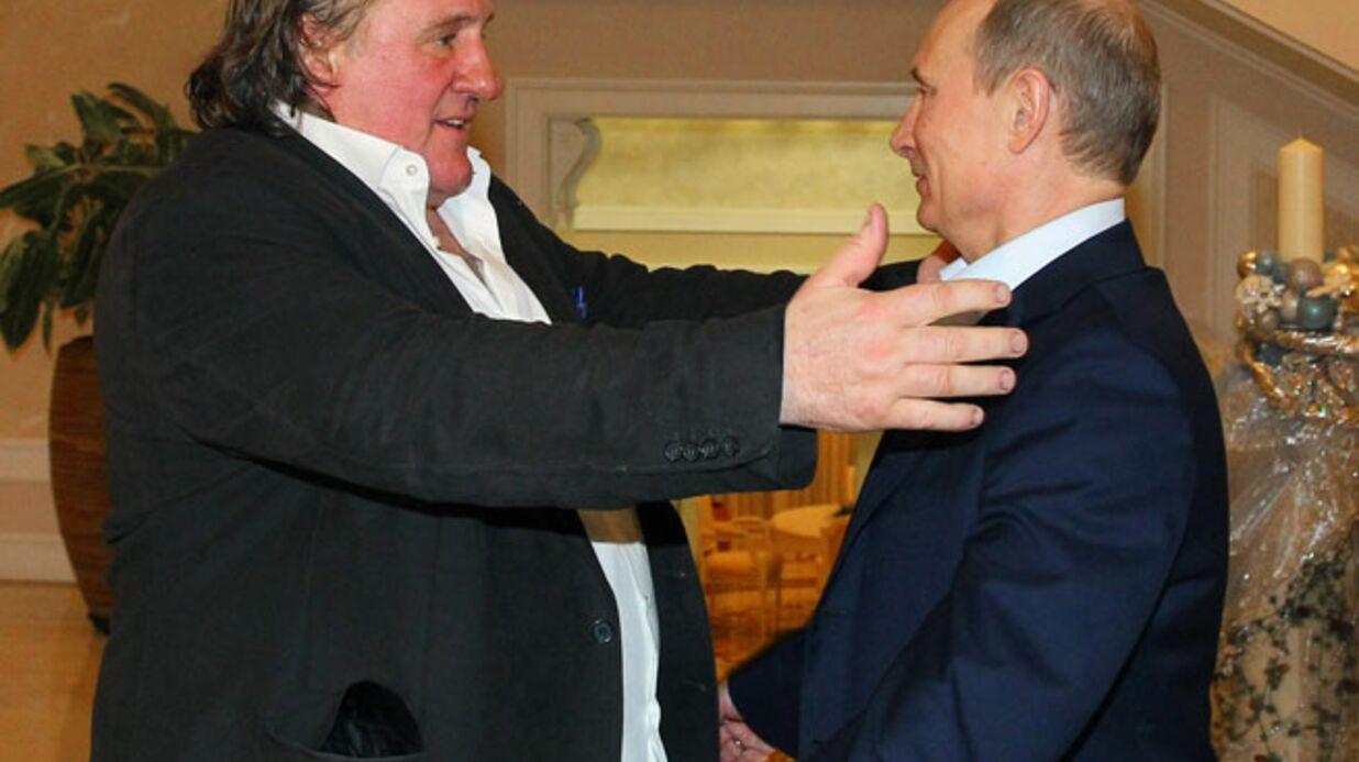 Le Raspoutine de Gérard Depardieu ne plaît pas aux Russes