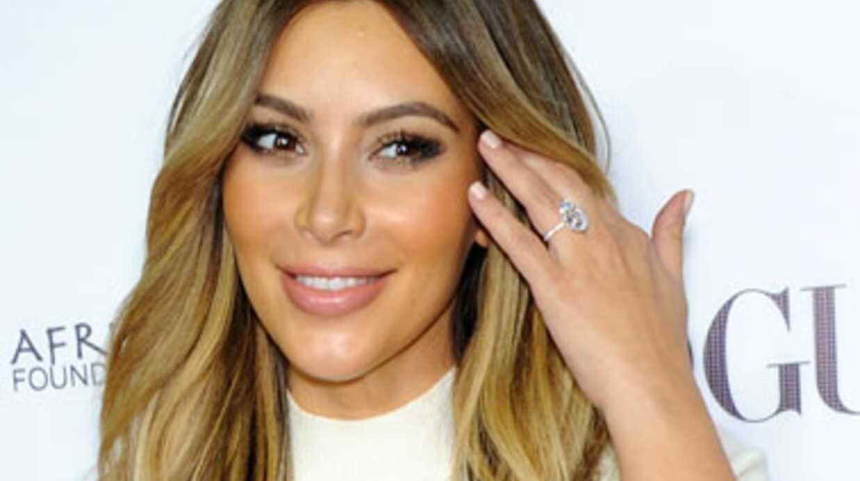 Kanye West et Kim Kardashian veulent un mariage grandiose