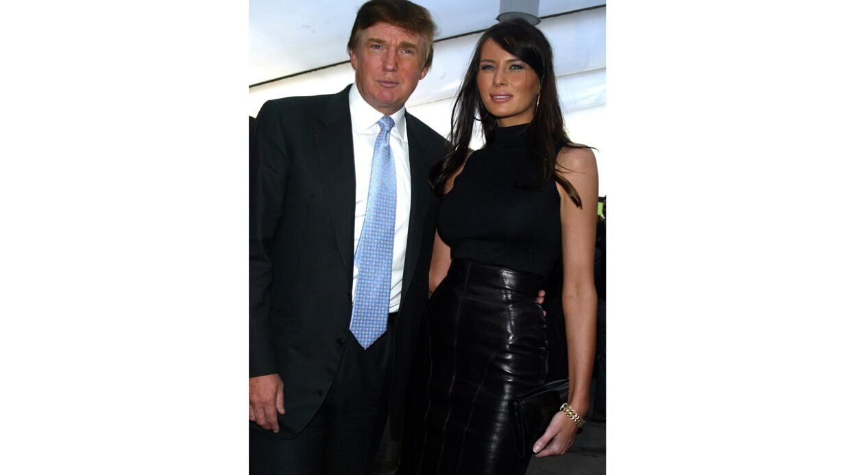Donald Trump: qui est sa femme Melania, l'ex-mannequin désormais First Lady?