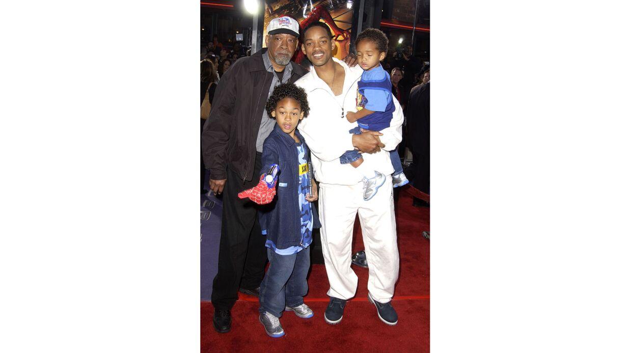 Will Smith en deuil: le père de l'acteur est mort