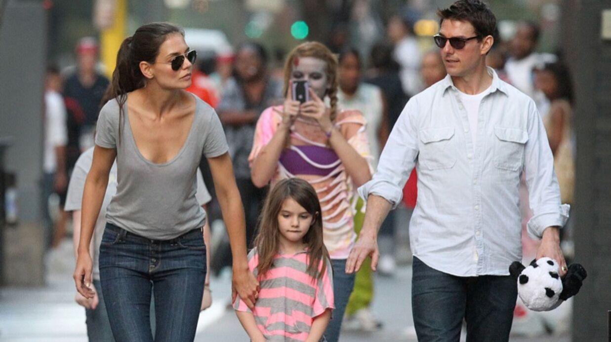 PHOTOS Tom Cruise, Katie Holmes, Suri et ses escarpins