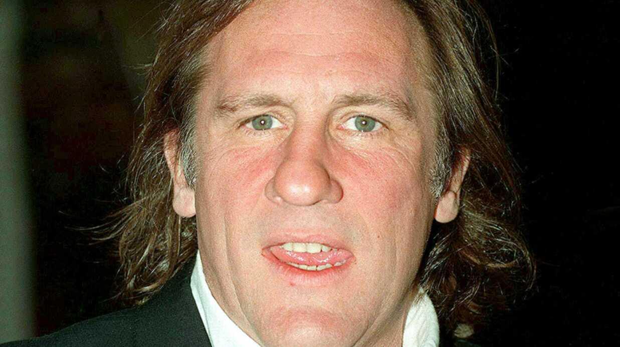 Gérard Depardieu: récompensé par le Prix Lumière, et heureux
