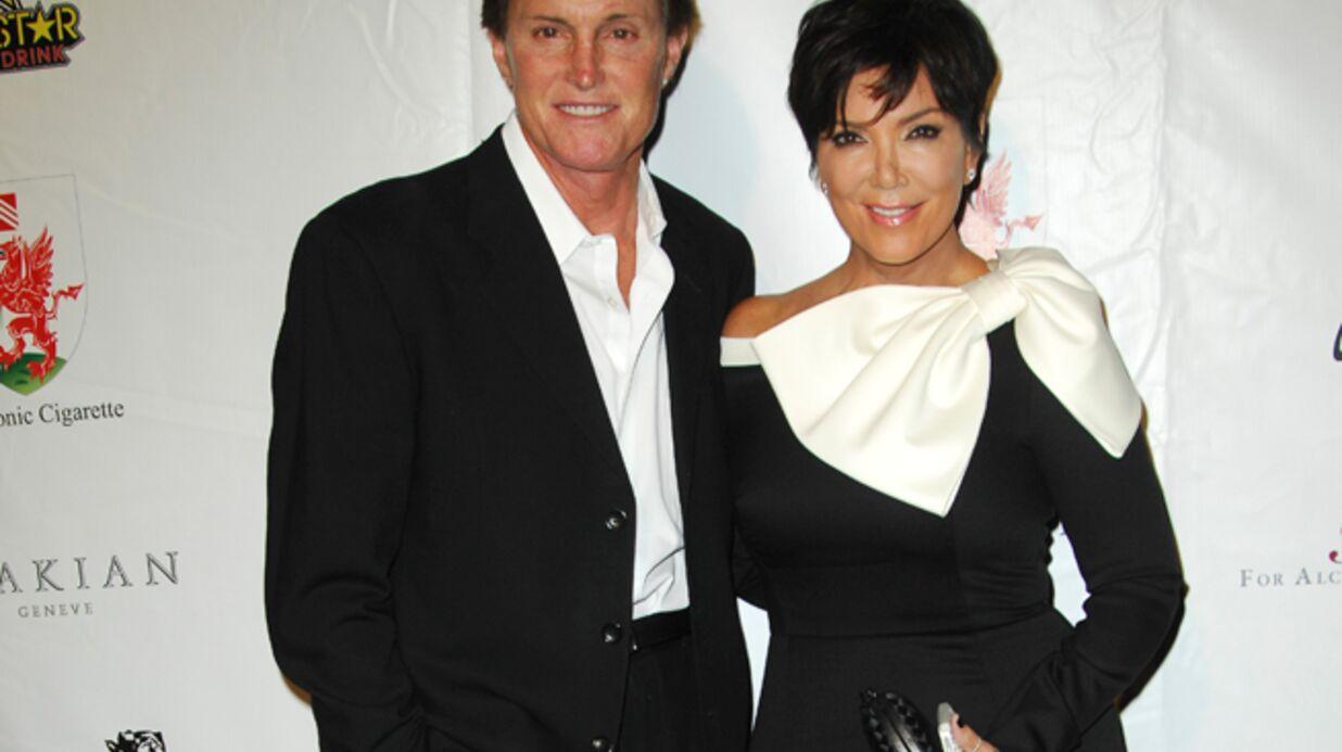 Séisme chez les Kardashian: Kris et Bruce Jenner annoncent leur séparation