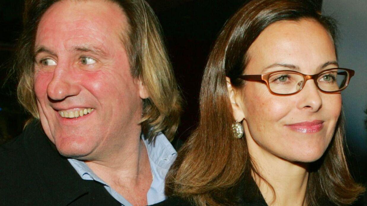 Gérard Depardieu a «failli avoir un enfant avec Carole Bouquet»