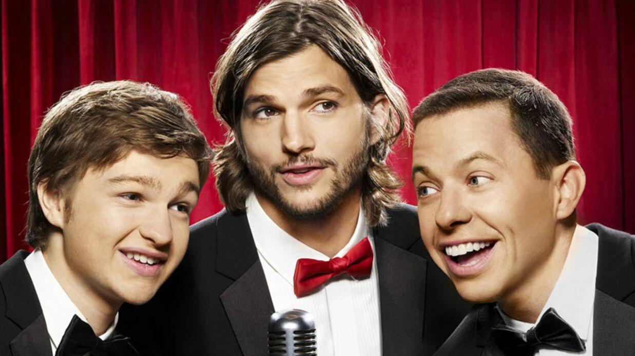 Ashton Kutcher nu devant Ellen DeGeneres