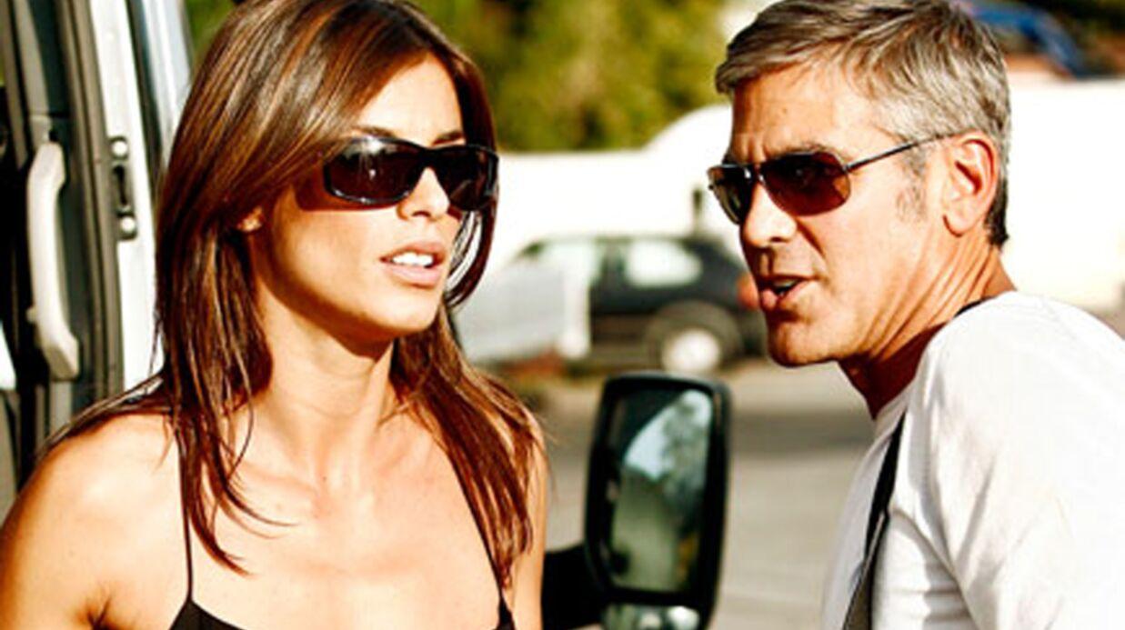 George Clooney: Elisabetta Canalis parle de leur rupture