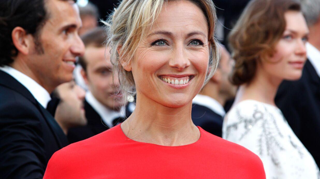 Anne-Sophie Lapix va bientôt faire ses premiers pas au cinéma