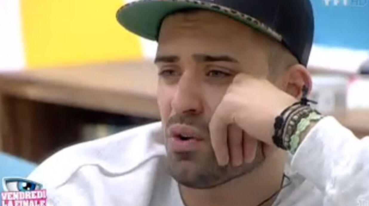 Secret Story 7: Pleurer? Vincent avait tout prévu (et il le dit)!