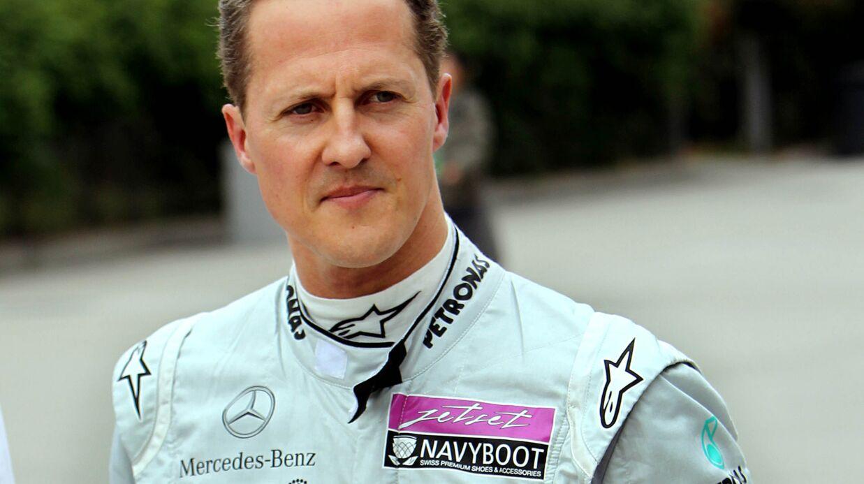 Michael Schumacher quitte l'hôpital pour se faire soigner chez lui