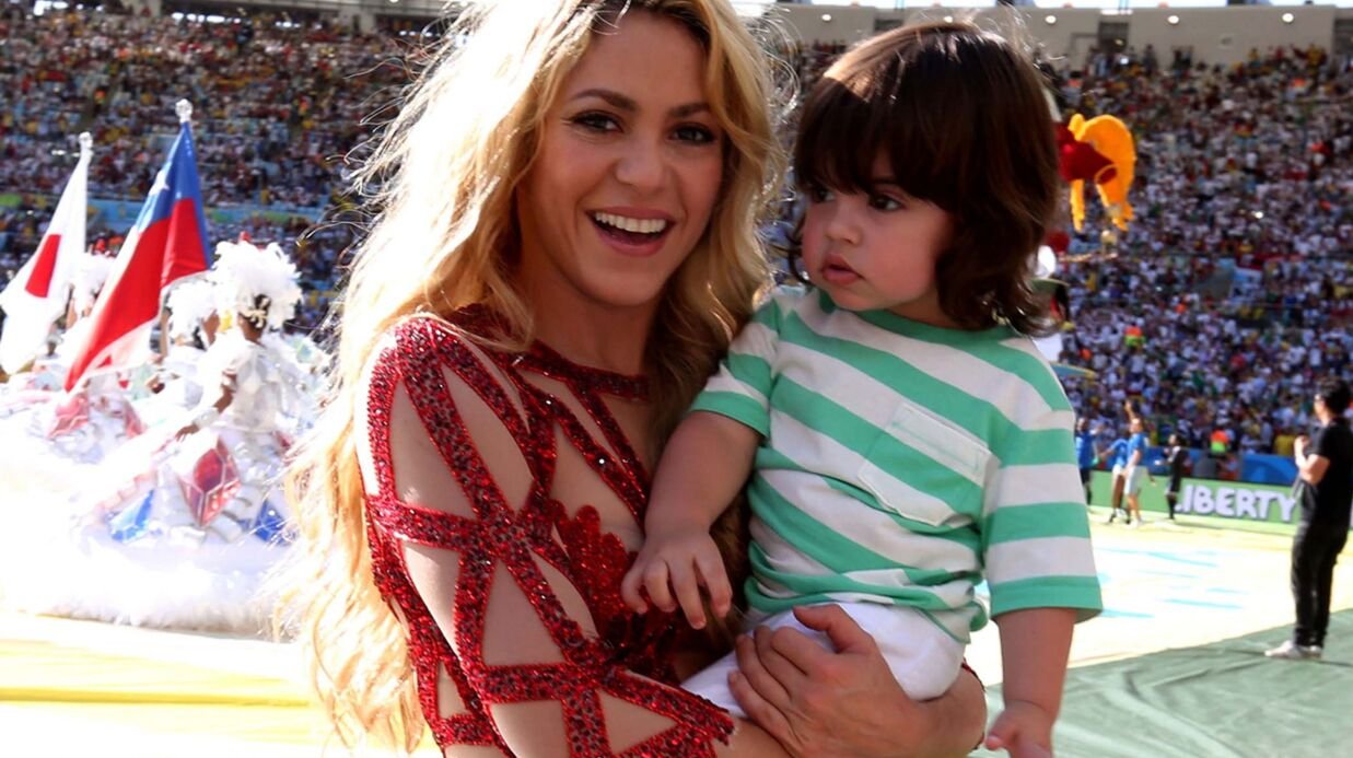 Selon ses parents, Shakira attend un petit garçon