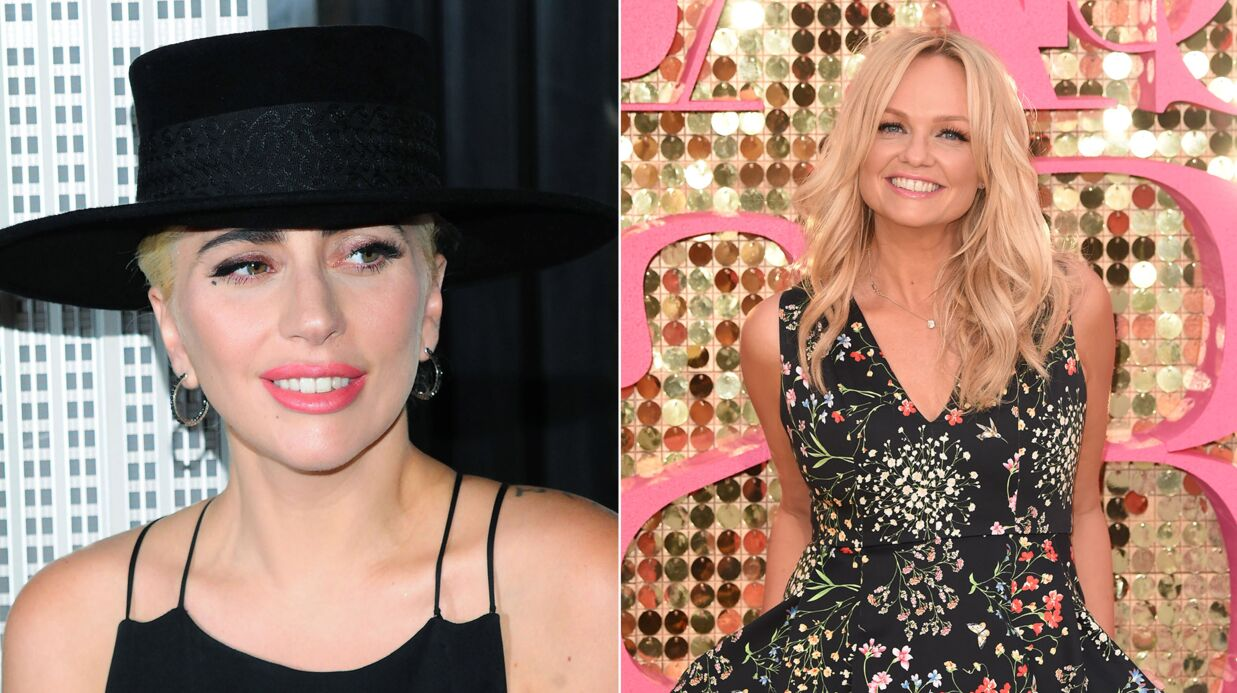 VIDEO Surprise : Emma Bunton des Spice Girls en duo avec Lady Gaga