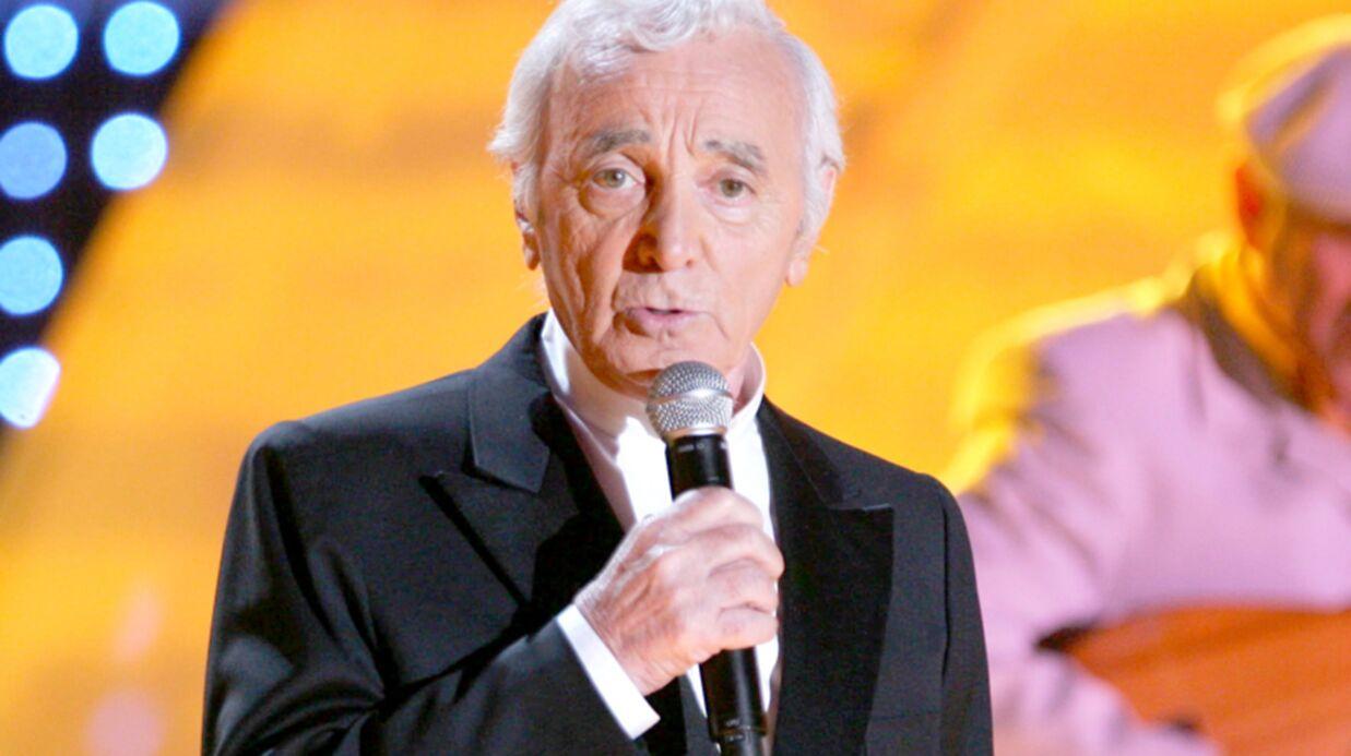 Charles Aznavour: ses drôles de confidences
