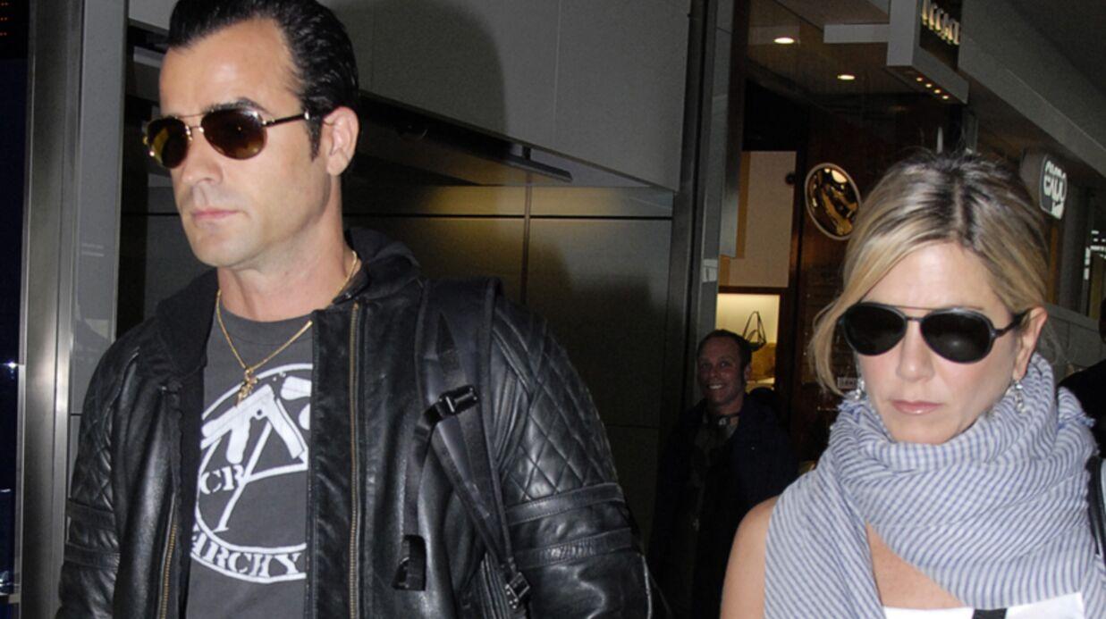 Jennifer Aniston prévoit mariage et bébé avec Justin Theroux