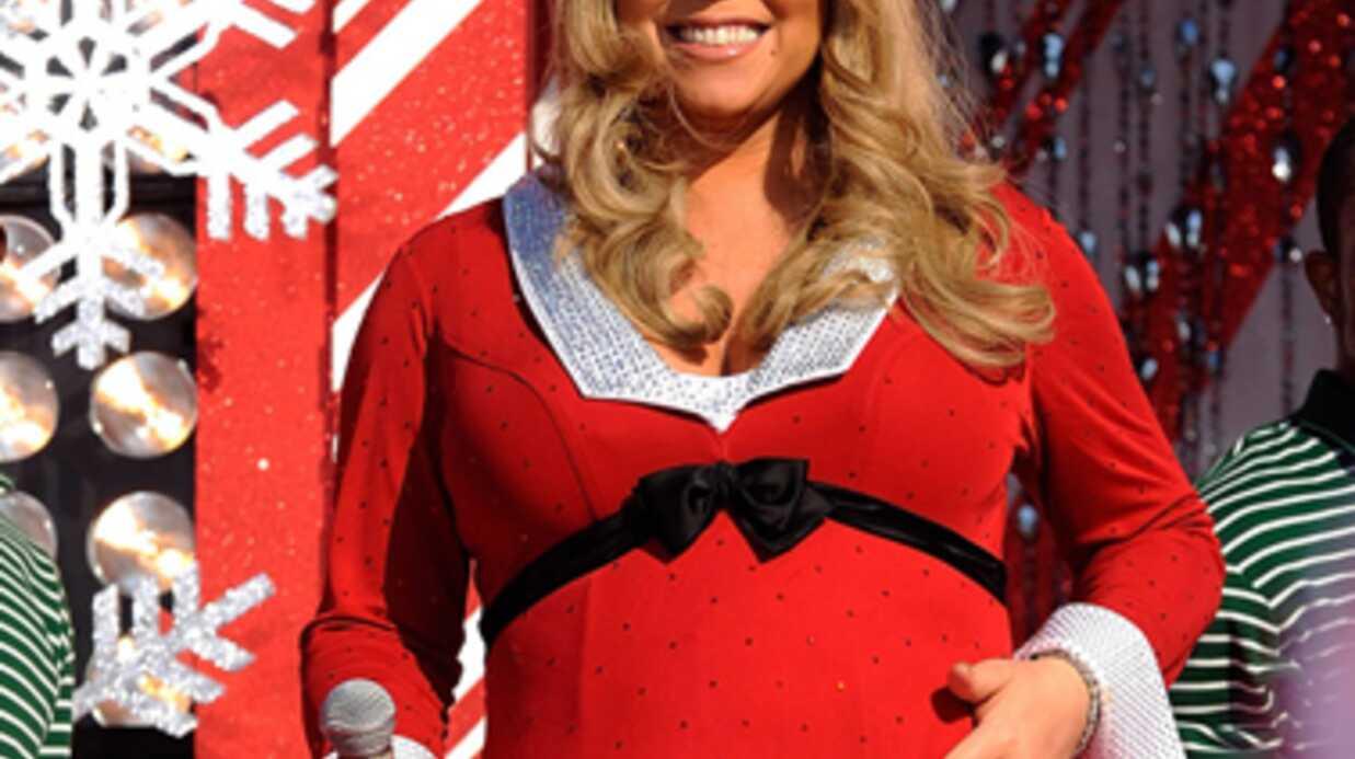 Mariah Carey: comment elle perd son poids de grossesse