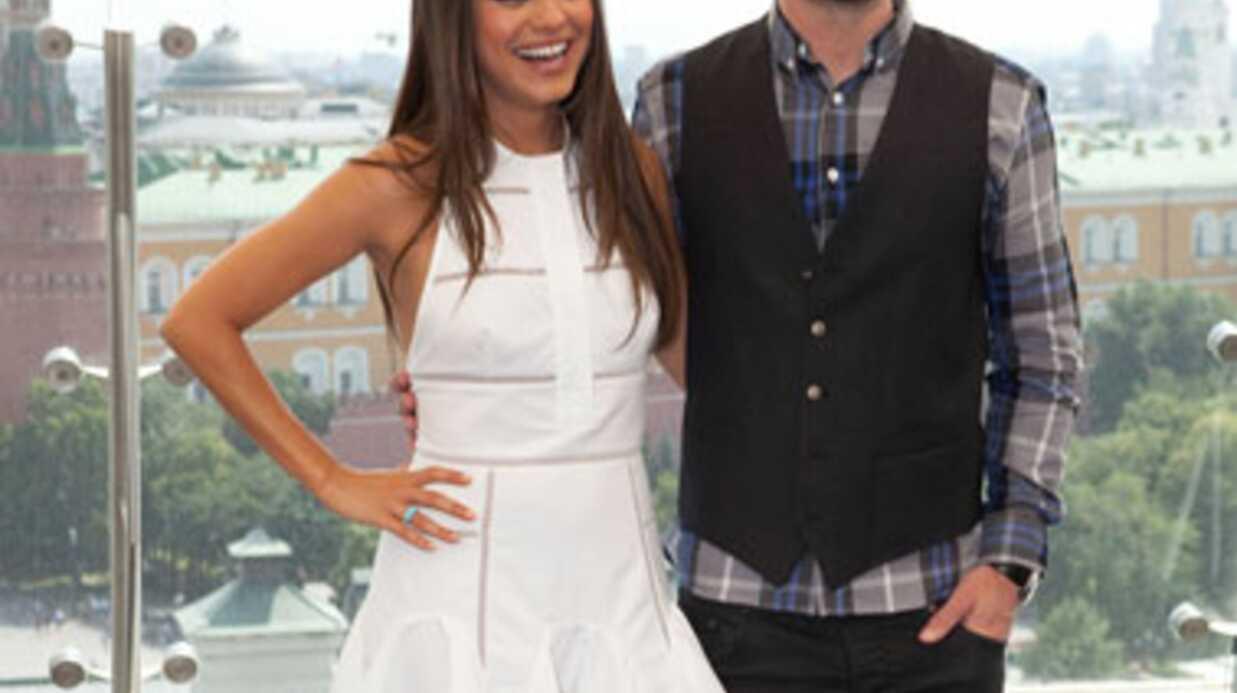 Justin Timberlake et Mila Kunis se chantent des mots d'amour