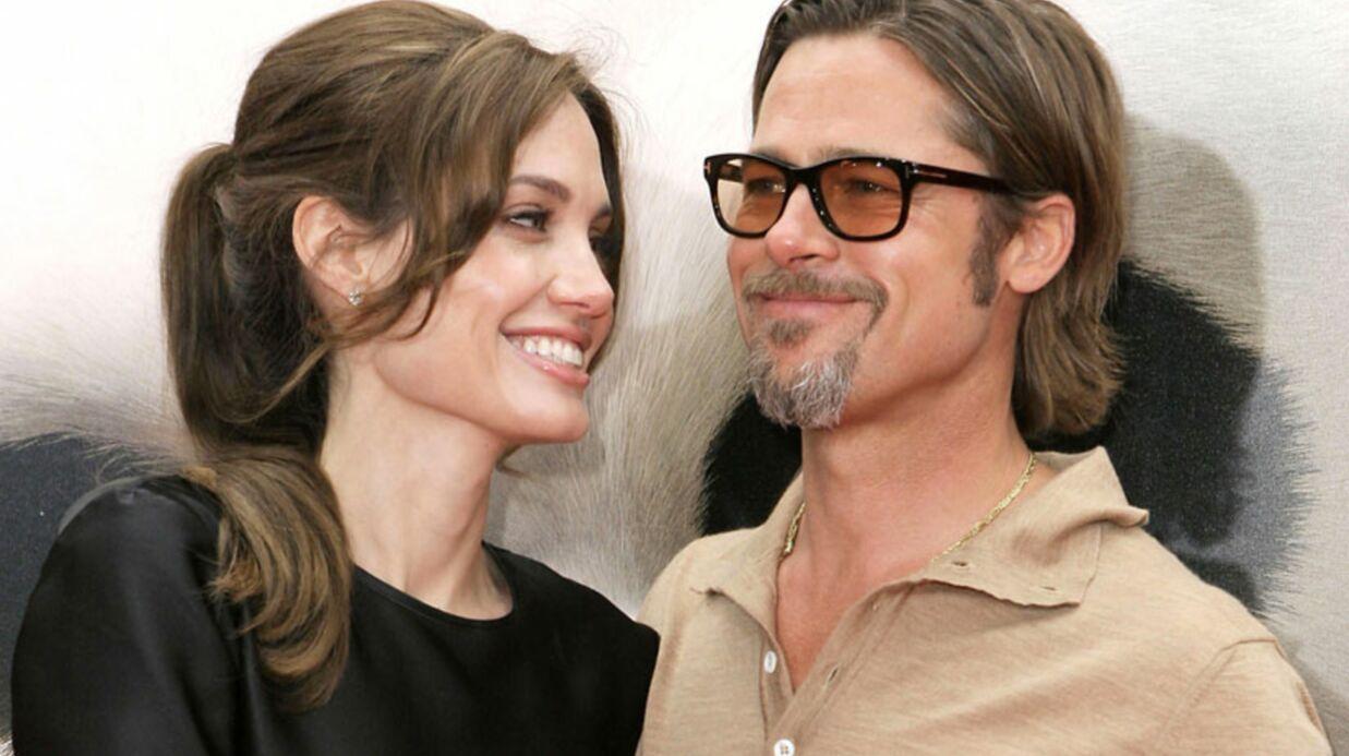 Angelina Jolie – Brad Pitt: et si le mariage était pour le week-end du 18 août?
