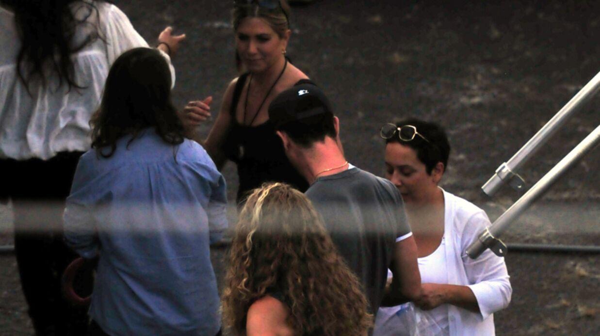 PHOTOS Jennifer Aniston et Justin Theroux: la preuve que tout va bien entre eux