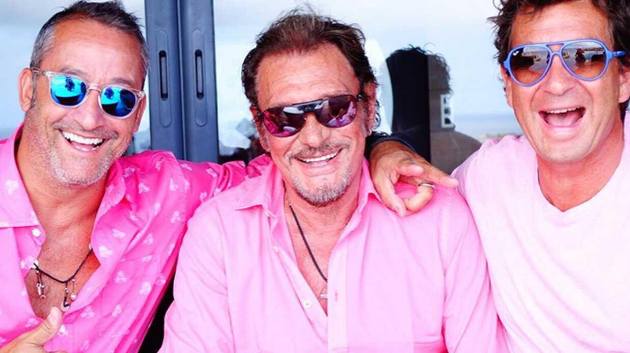 PHOTOS Johnny Hallyday et Laeticia: la belle soirée d'anniversaire pour Jade, leur fille