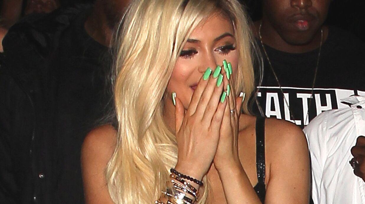 PHOTOS L'incroyable cadeau reçu par Kylie Jenner pour ses 18 ans