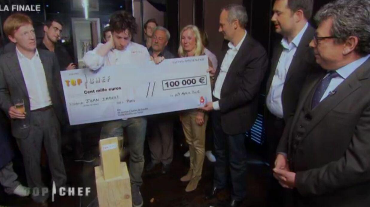 Le gagnant de Top Chef 2012, c'est Jean!