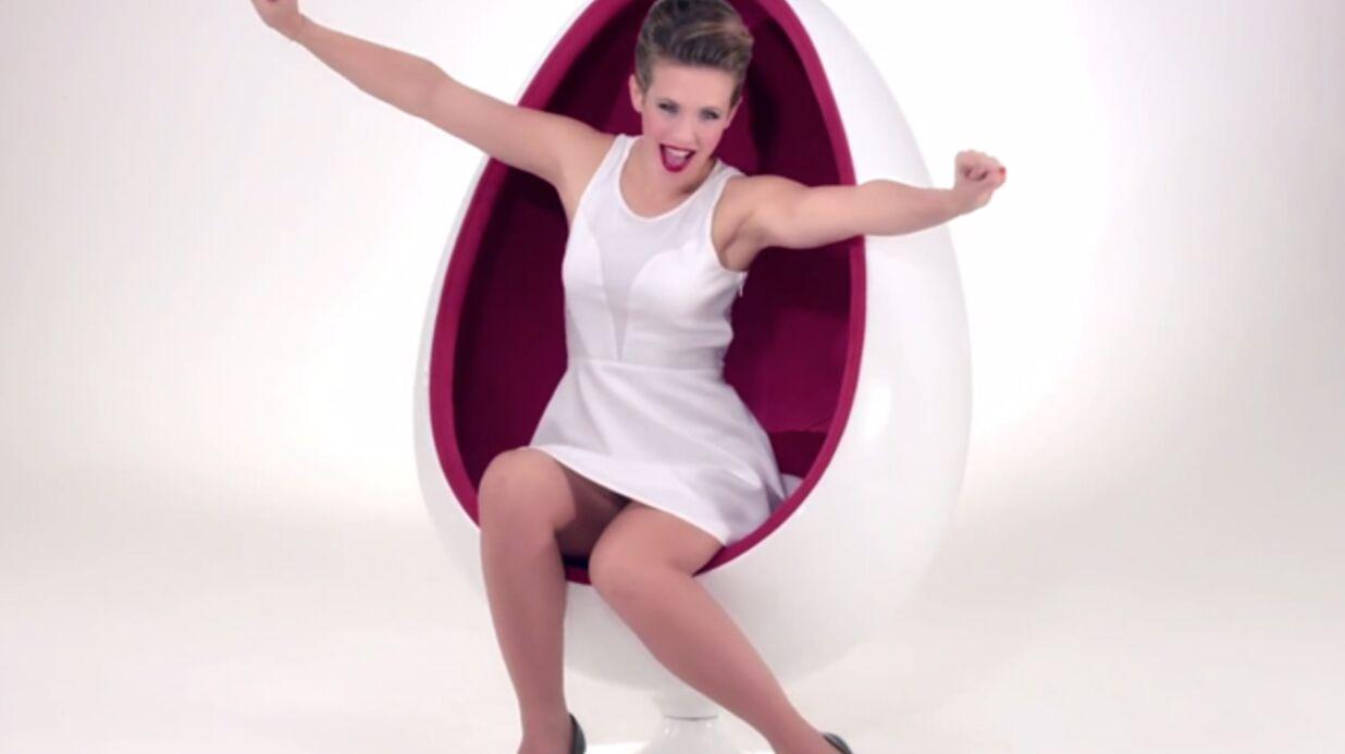 VIDEO Lorie danse la TamaDance avec des tamagotchis
