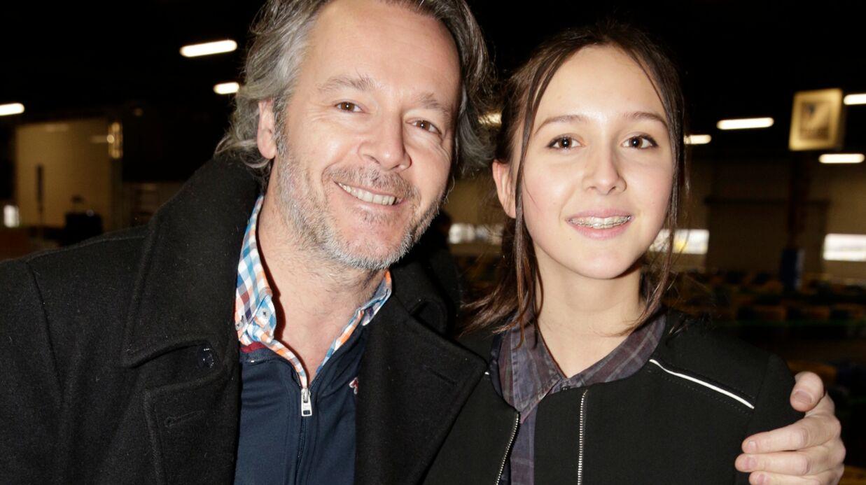 PHOTOS Découvrez Mina, la fille de 14 ans de Jean-Michel Maire