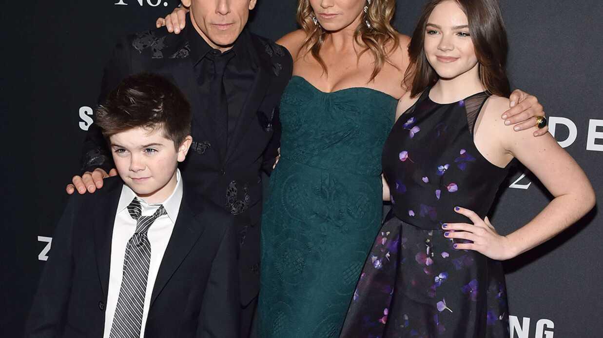PHOTOS Ben Stiller: son fils est son portrait craché, jusque dans les grimaces