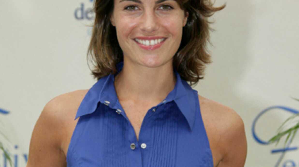 PHOTOS La nouvelle coupe de cheveux d'Alessandra Sublet