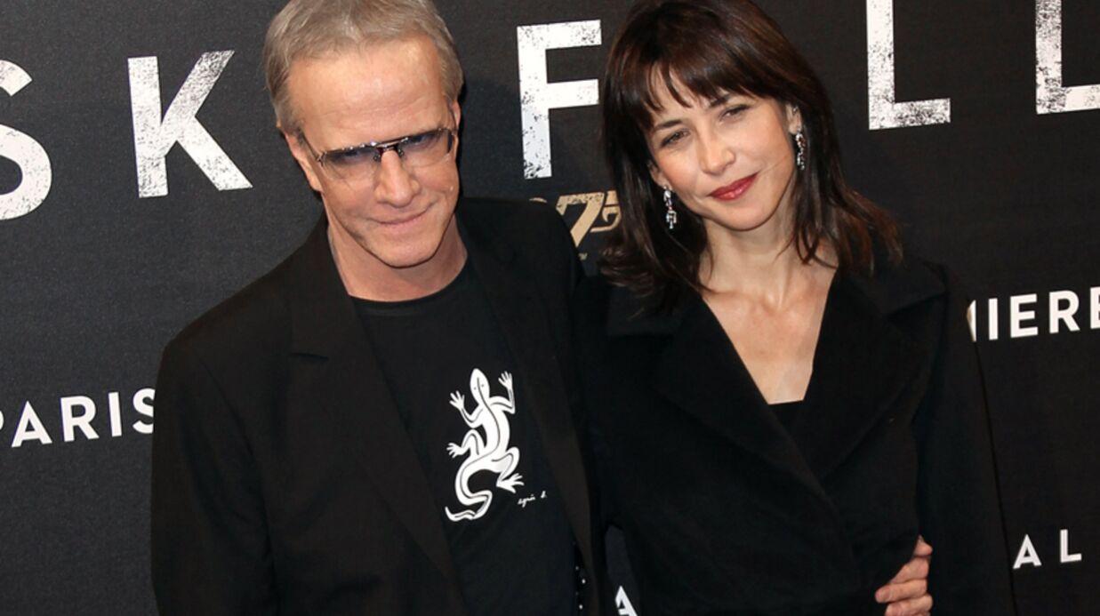 Sophie Marceau ne compte pas se marier avec Christophe Lambert