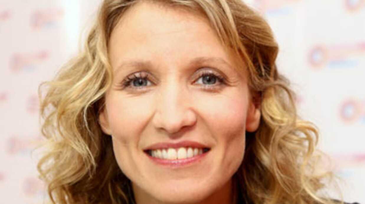 Alexandra Lamy ne veut pas dépendre financièrement de Jean Dujardin