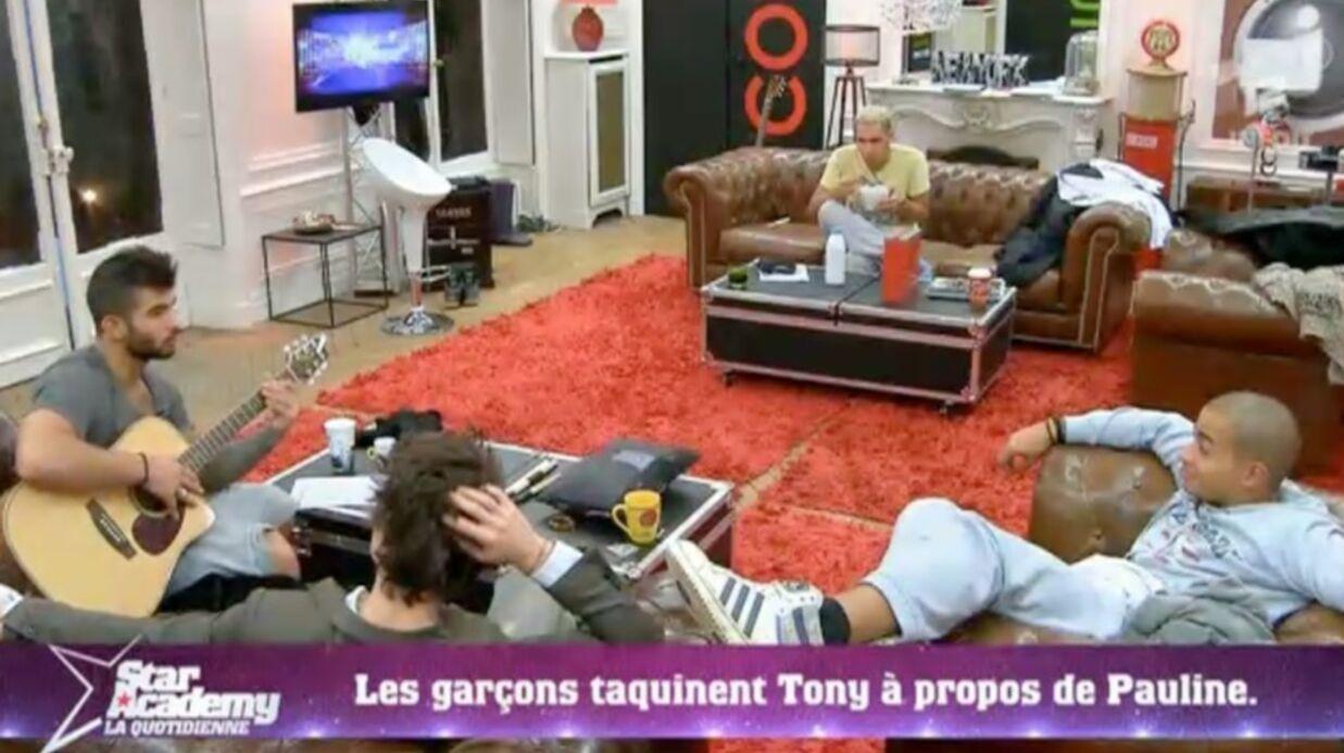 Star Academy: Pauline couche avec Tony, et la prod assume