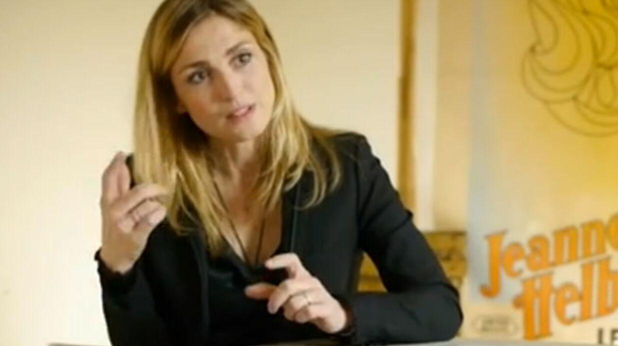VIDEO Julie Gayet raconte sa première rencontre avec François Hollande