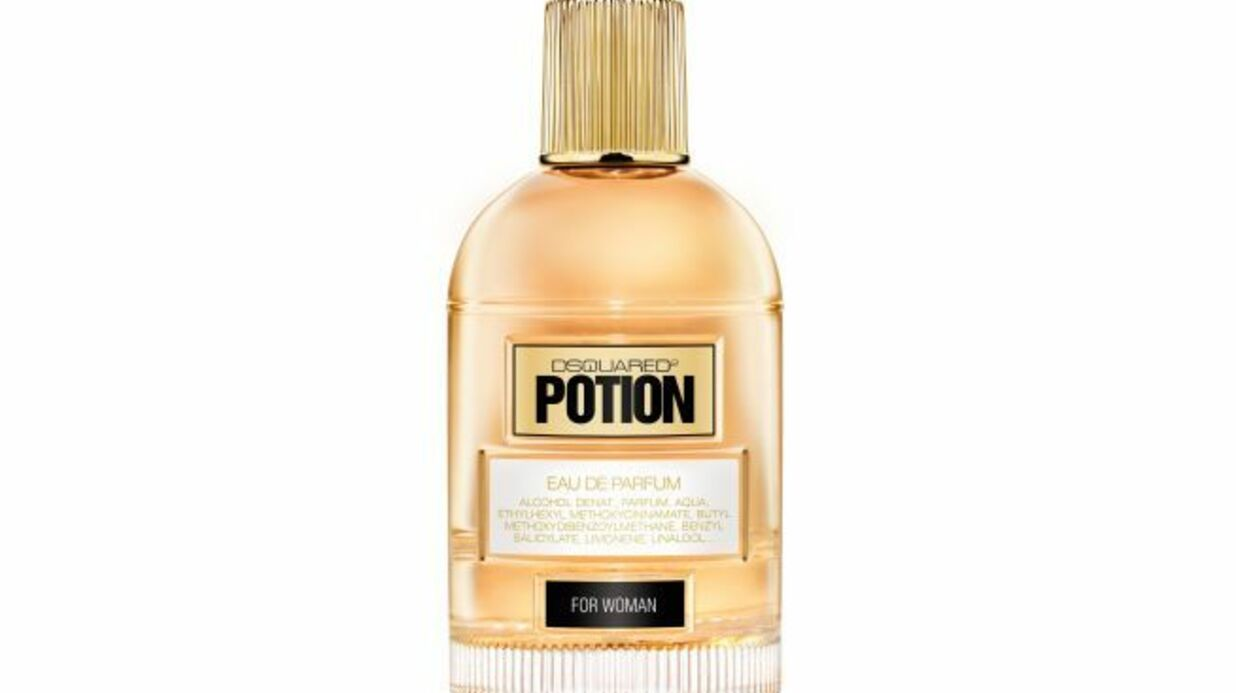 Potion for Woman, la recette de séduc­tion de Dsqua­red2