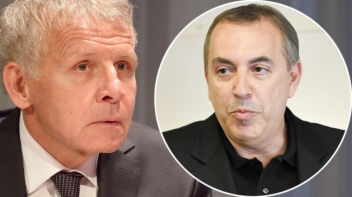 Patrick Poivre d'Arvor refuserait de rejoindre iTélé si Jean-Marc Morandini y travaille