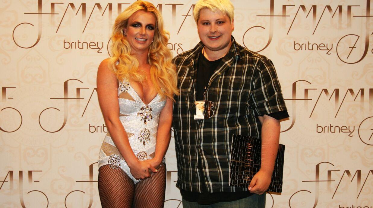 Britney Spears refuse un câlin à un fan