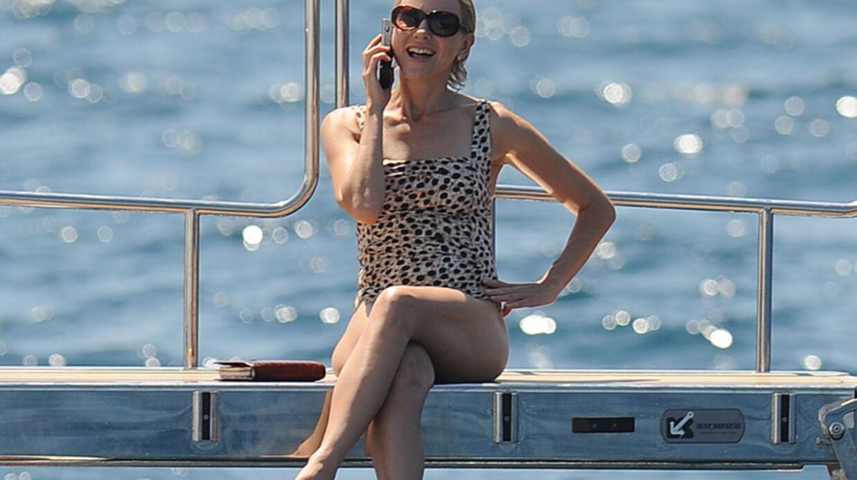 PHOTOS Naomi Watts dans une scène mythique de la vie de Lady Di
