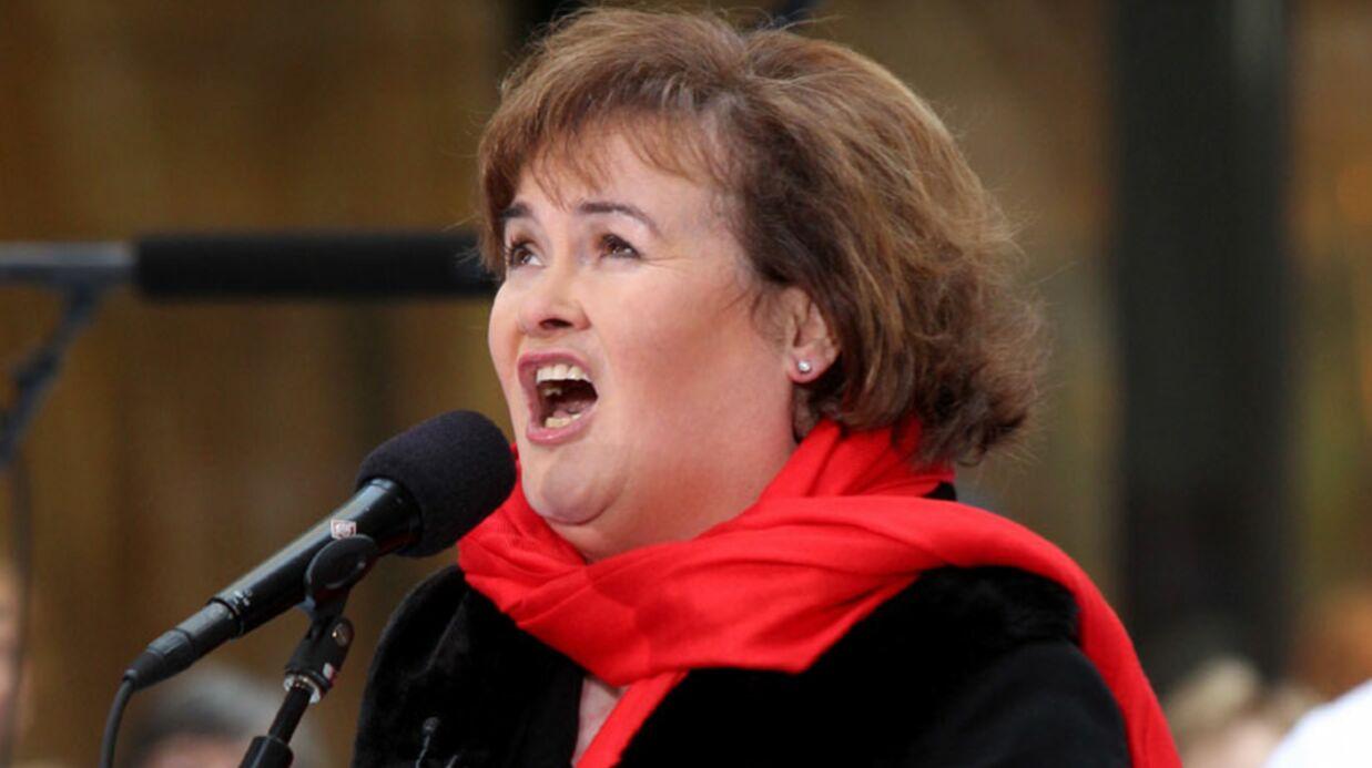 Susan Boyle: ses chants dérangent ses voisins