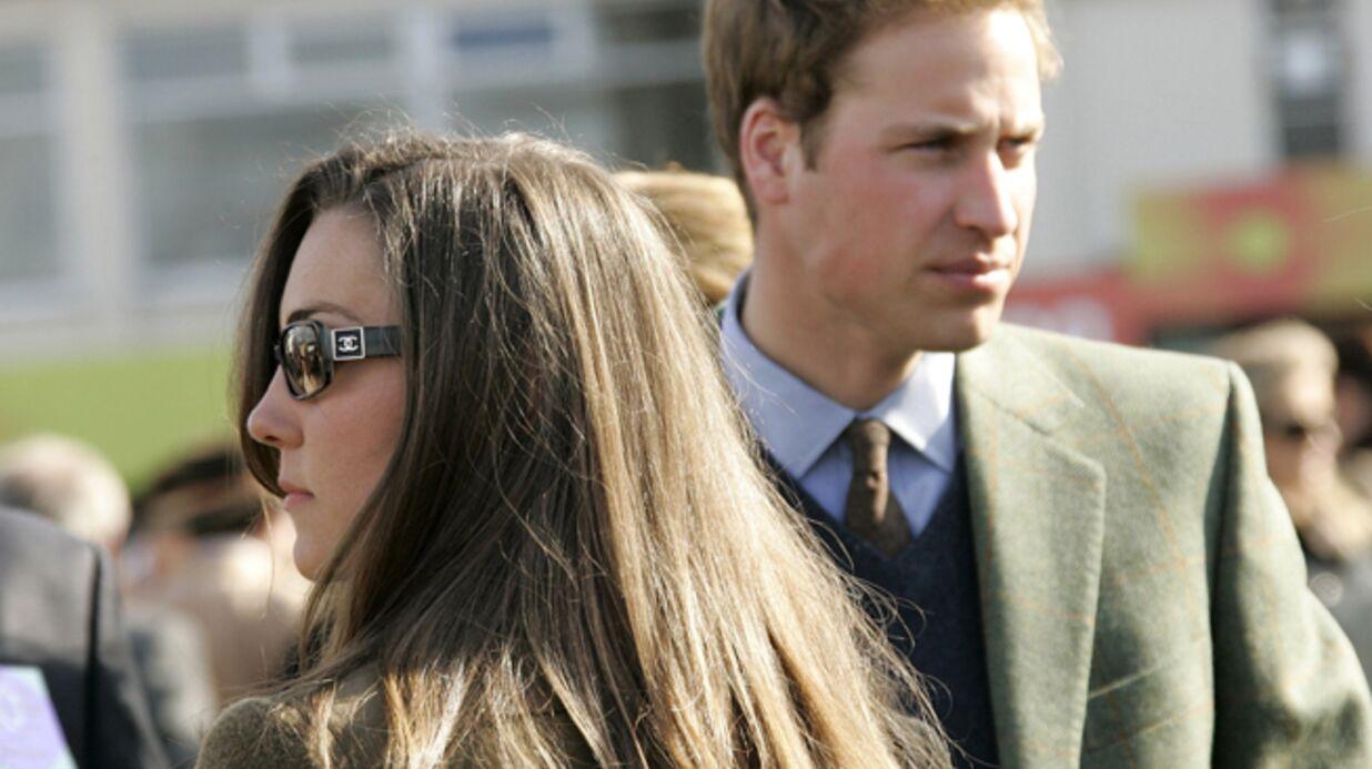 Les raisons de la rupture de Kate Middleton et du prince William en 2007