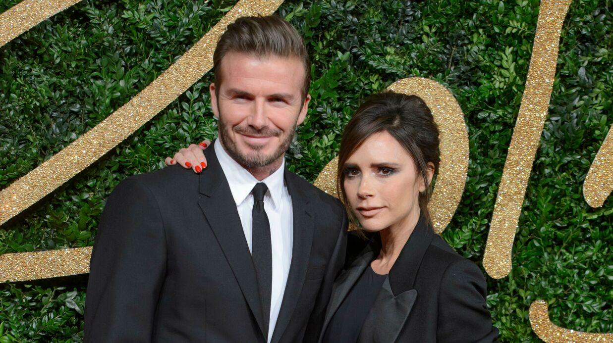 PHOTOS David et Victoria Beckham postent des clichés trop choux d'Harper pour ses 5 ans
