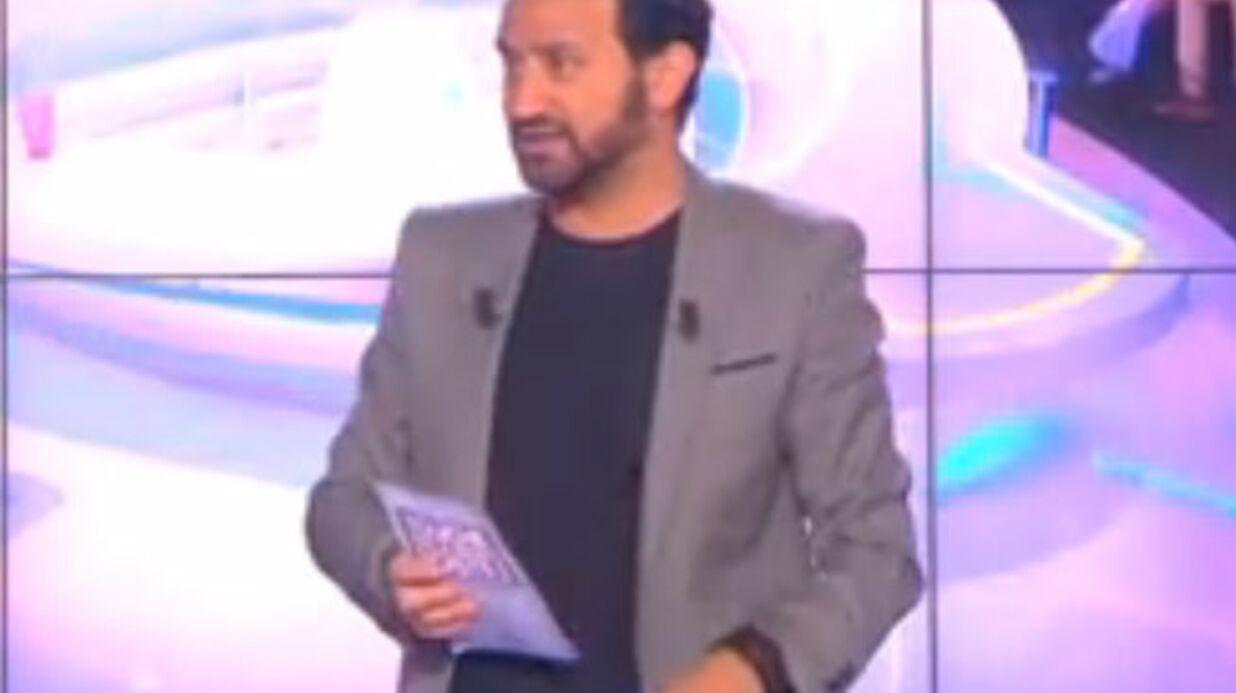 VIDEO La glissade et la blessure de Véronique Genest chez Cyril Hanouna