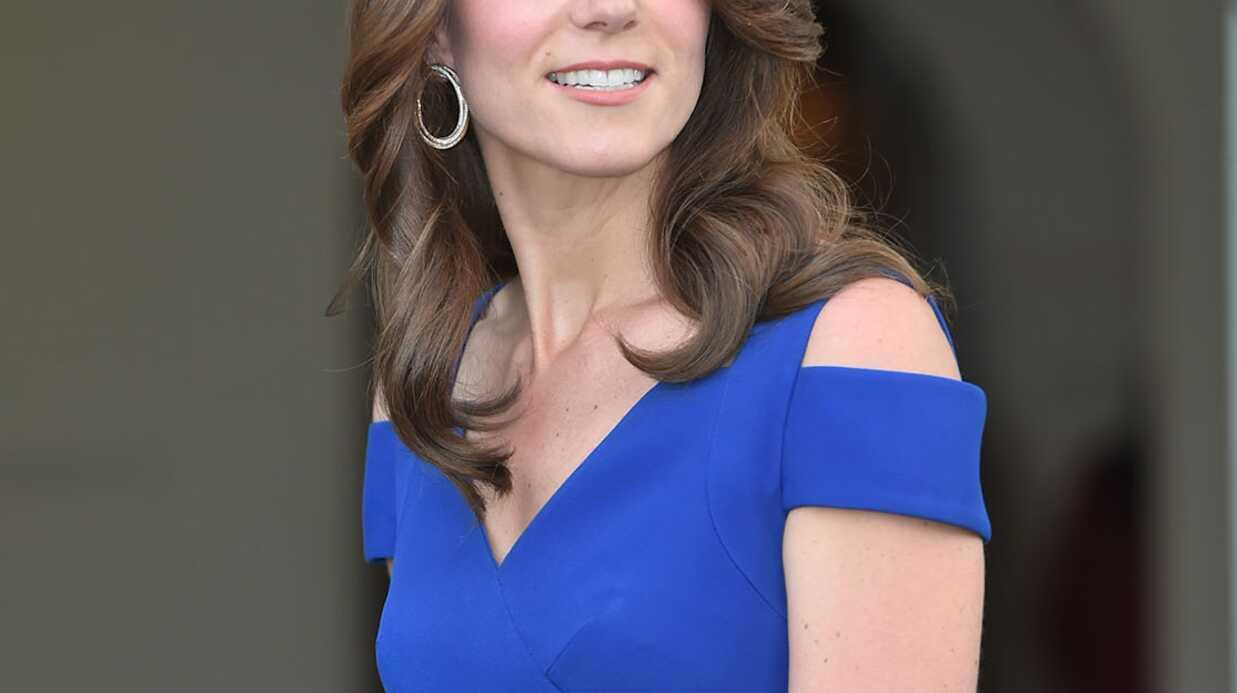 PHOTOS Kate Middleton: sa silhouette très mince inquiète la presse anglaise