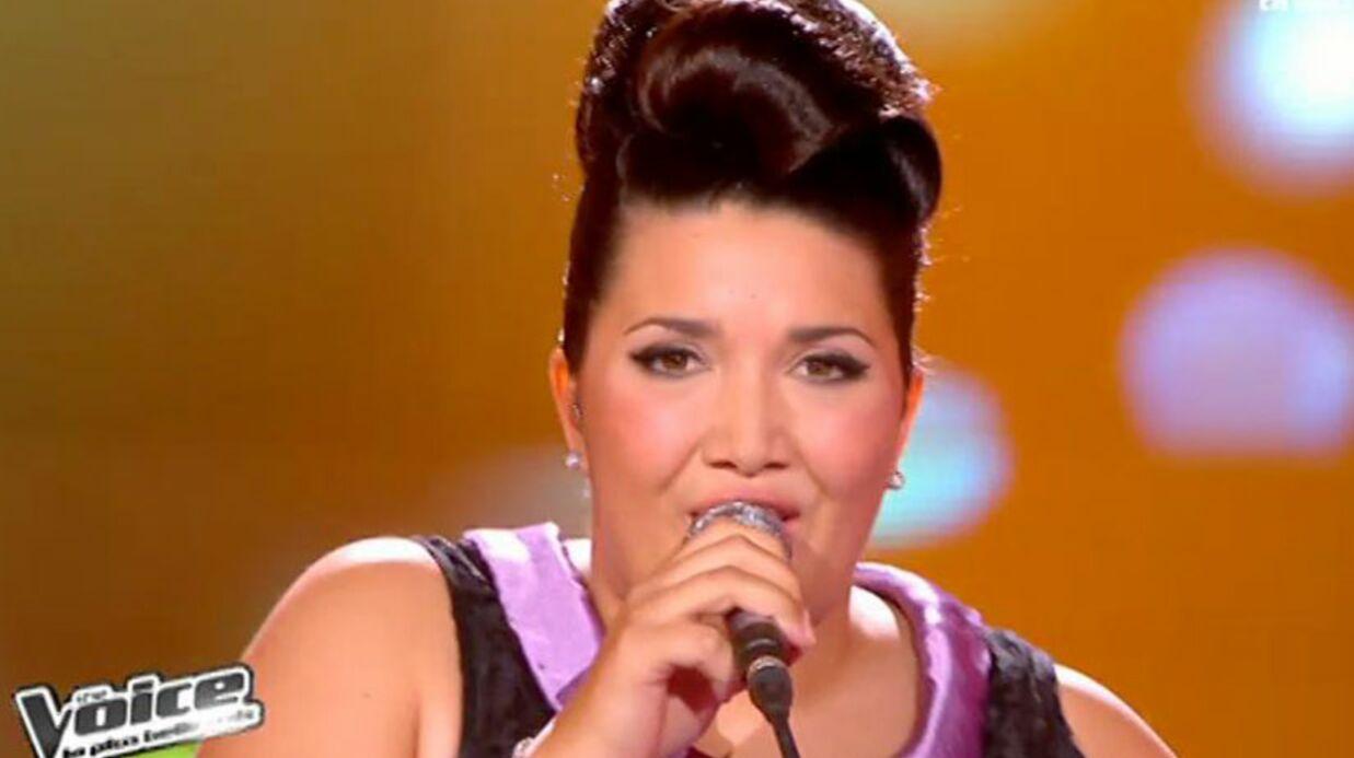 Amalya (The Voice) à l'affiche d'une comédie musicale