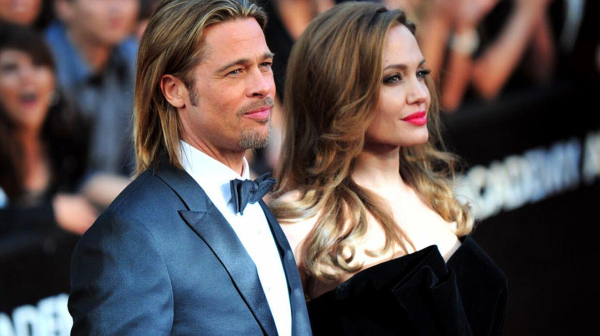 Angelina Jolie veut un mariage multiculturel