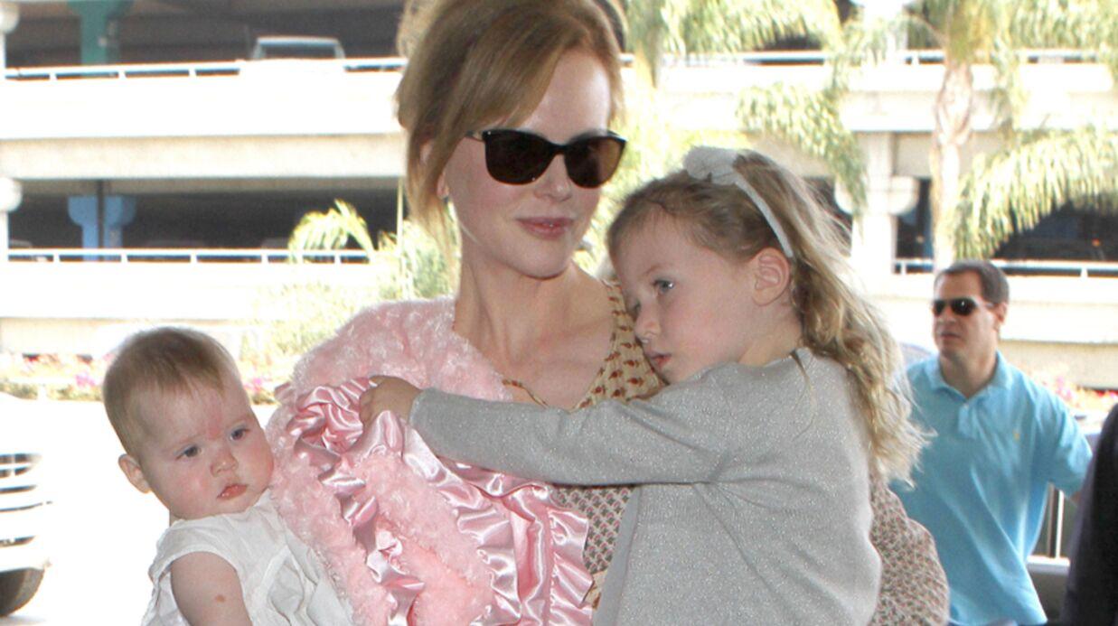 Nicole Kidman: sa fille adoptive parle de leur relation
